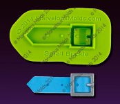 Small image for Marvelous Molds Small Buckle