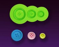 Small image for Marvelous Molds Basic Buttons