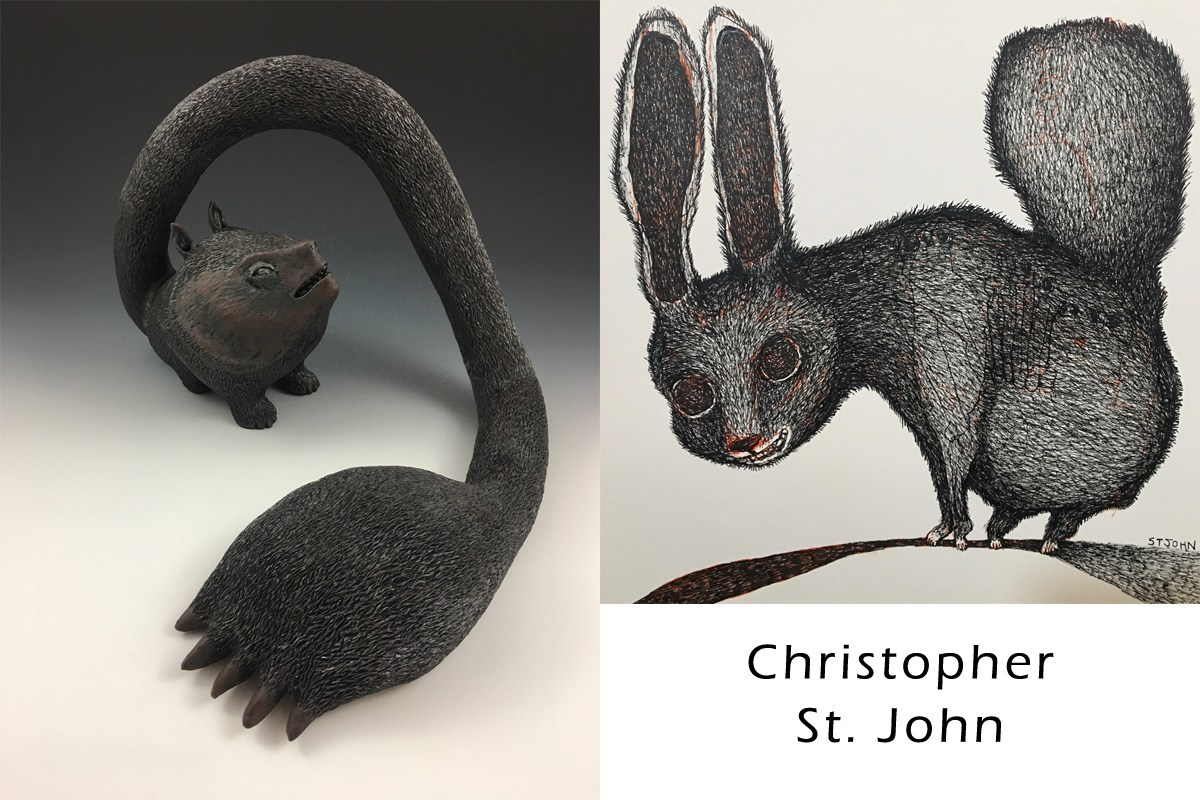 Christopher St John