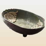 Small image of footed bowl by Anya Jackson.