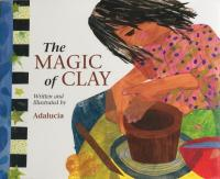 Magic of Clay Book