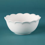 Duncan scalloped bowl