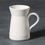 Small image of stoneware flared mug