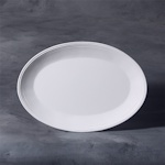 Small image of stoneware oval platter