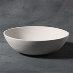 Small image of stoneware serving bowl