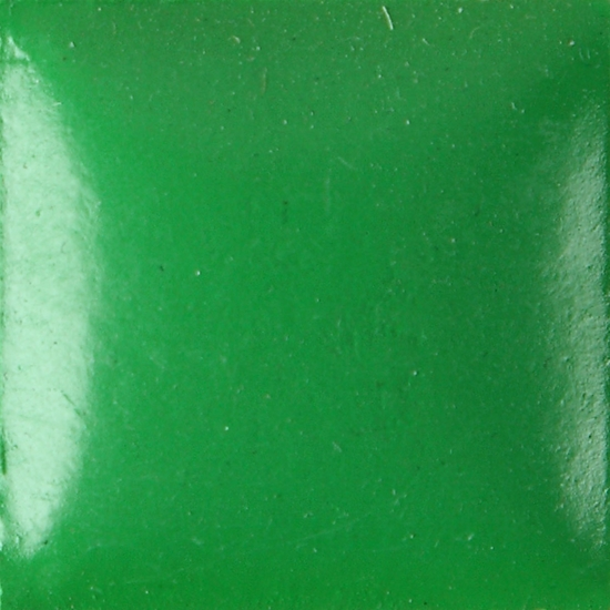 Duncan OS463 Bisque Stain MEDIUM GREEN Acrylic 2 oz Bottle Painting Ceramics