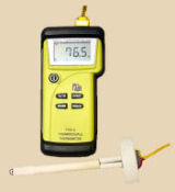 Skutt digital pyrometer with dual inputs KM2718