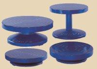 At Georgies: Shimpo Potters Wheels, Banding Wheels, and Tools