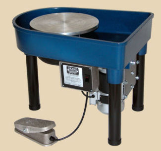 Skutt Elite electric potters wheel