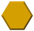 Hexagon hump mold