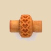 Small image for MKM Angle Heart 5mm Texture Roller.