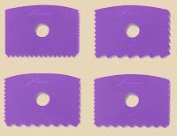 Firm, Set A Xiem Tools Ultimate Texture Combs