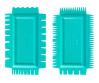 Xiem UTCAS Ultimate Soft Texture Combs Set A